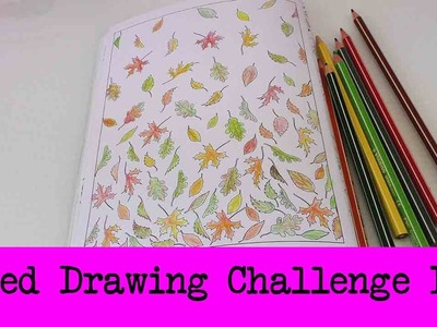 DIY Inspiration Challenge #27 Speeddrawing | Evas Challenge | Tutorial - Do it yourself