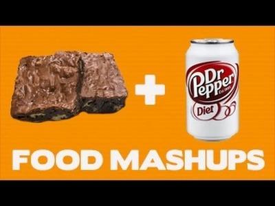 Dr. Pepper Brownies Recipe Mashup