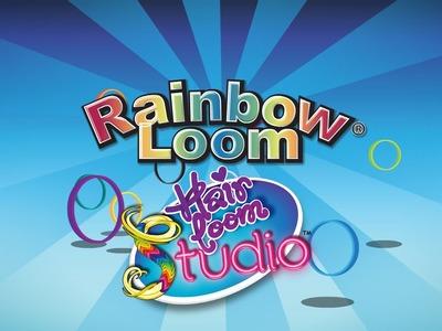 Hair Loom Studio® by the maker of Rainbow Loom®