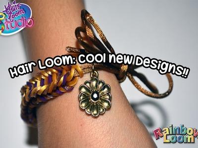 Hair Loom™: Use Hair Loom to make Stylish Bracelets!