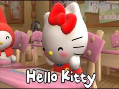 Hello Kitty & Friends Animation