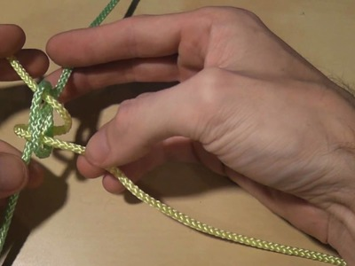 How to make a box knot (part1)