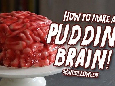 How to Make a Pudding Brain - Doctor Who - BBC