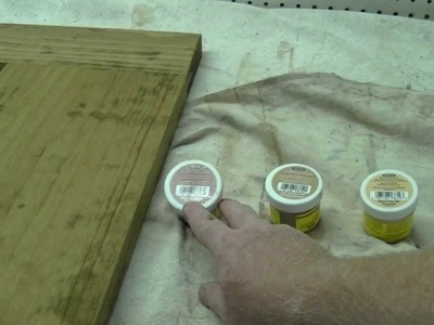 How To Mix Wood Putty To Match Your Wood Stain