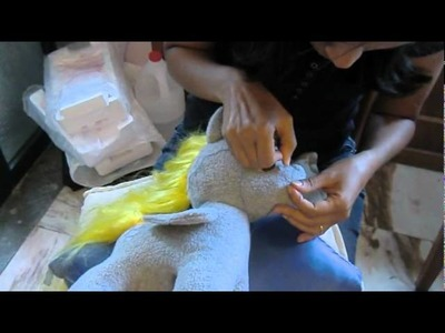 Making Derpy Hooves - Part 6.6
