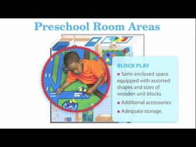 Making Room for Play: The Preschool Room Plan