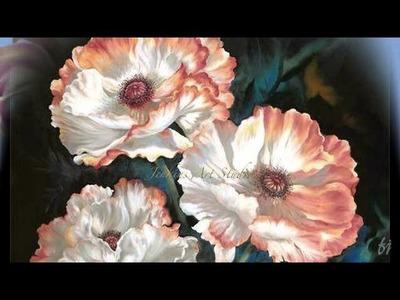 Part.2 - Gary Jenkins -  painter ,  & - W.A.Mozart - Piano Concert nr.21