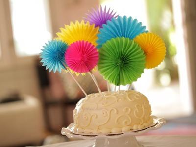 Robert's Festive Cake Toppers