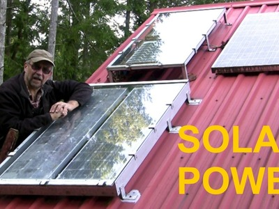 Solar Power On A Budget