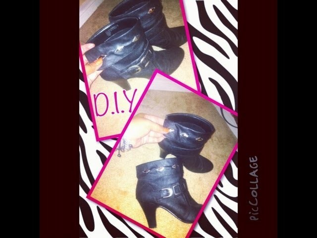 Spruce up an old Boot