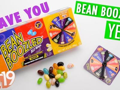 World's Grossest Jelly Beans - Bean Boozled Challenge