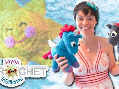 Crochet Projects with Jayda InStitches!