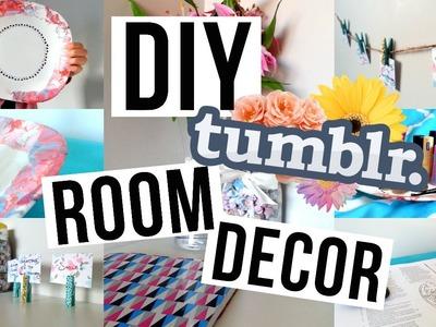 DIY Room Decor & Organization | Tumblr Inspired