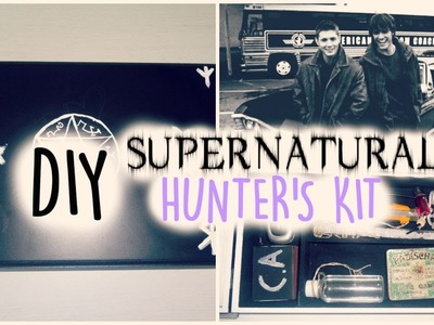 DIY Supernatural Hunter's Kit