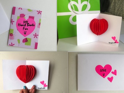 DIY Valentine's Day Card & Envelope - ReadyForDIY