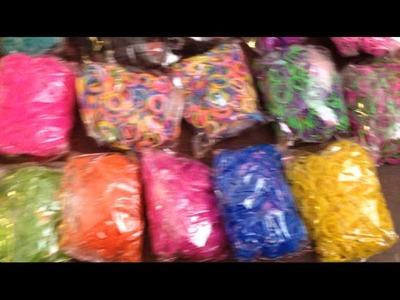 EBay Loom Band Haul NEW package (not Rainbow Loom)