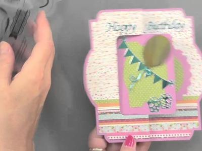 Elizabeth Crafts Cutting Die - Paper Wishes Weekly Webisodes