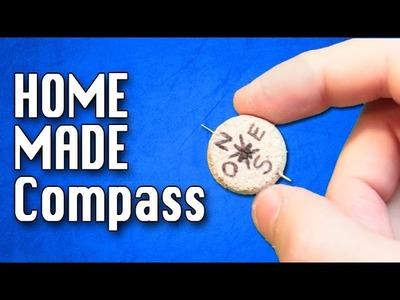 How to make a Compass | DIY Compass