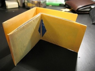 How to make a Paper Wallet!!