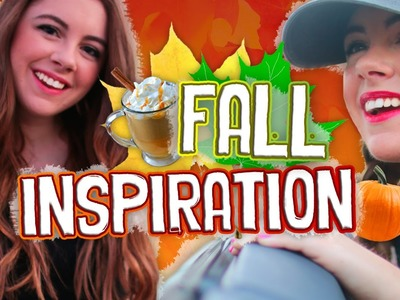 Inspiration for Fall! DIY Drinks, Snacks, Outfit Ideas, & Essentials!. Jill Cimorelli