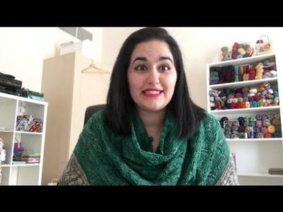 Knitting Expat - Episode 28 - Prizes - Giveaways & Stash!!!