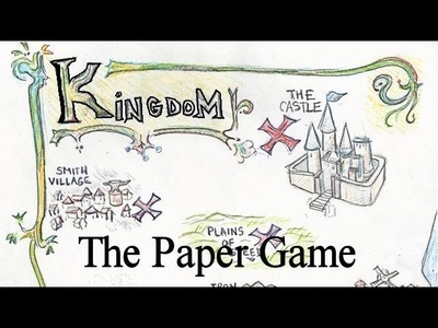 Make Kingdom the paper game