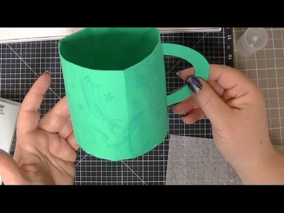 Paper Coffee Mug From Tags Bags Boxes & More 2