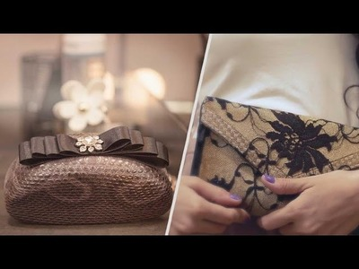 DIY Clutch | 2 Styles