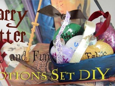 Harry Potter Potions Set DIY