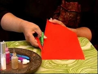 Henna Design for Wood & Paper : Cutting the Shape for a Henna Wall Hanging
