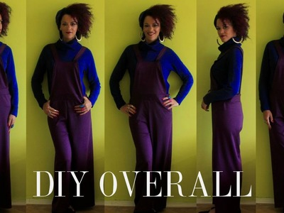 How-To DIY an Overall | DIY Fall Clothes