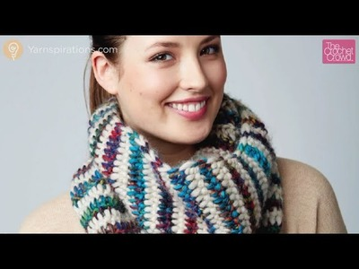 How To Do Tunisian Cowl in the Shadows