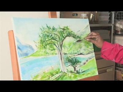 How To Improve Your Oil Painting Skills