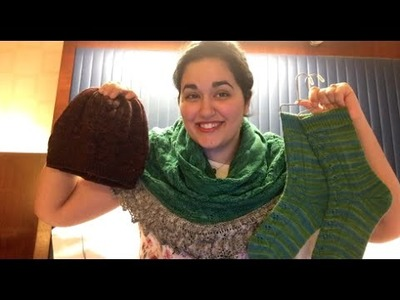 Knitting Expat - Episode 27 - The One From New York & My New Pattern Collection Announced