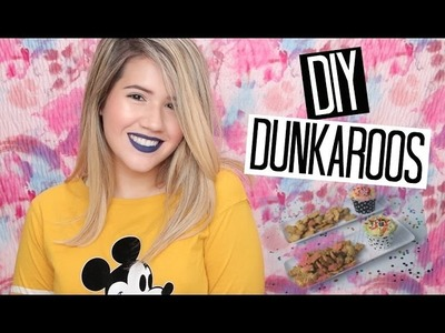 MAKE YOUR OWN 90'S CANDY: DIY Dunkaroos!