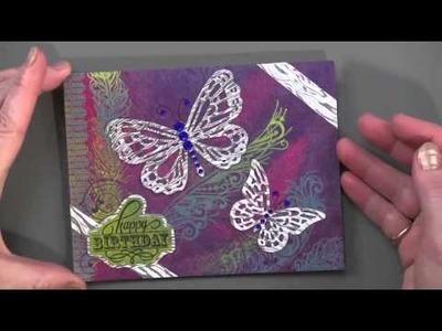 Paper Artist Cutting Dies - Paper Wishes Weekly Webisodes