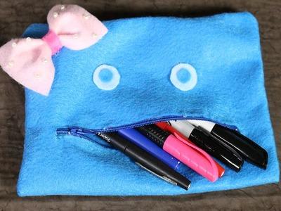 Pencil Pouch DIY ♥