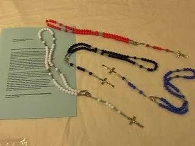 Rosaries for the Missions