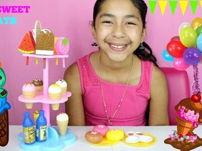 Sweet Treats Desserts Ice Cream  DIY Play Set| B2cutecupcakes