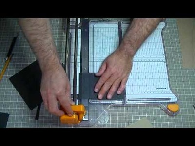 Tips On The New ProCision Paper Trimmer