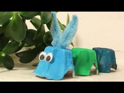 11 -  How to make a Cute Caterpillar