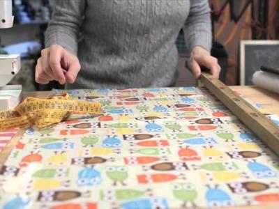 Changing mat - DIY by peSeta