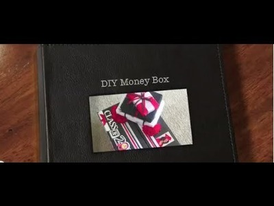 DIY Card.Money Box