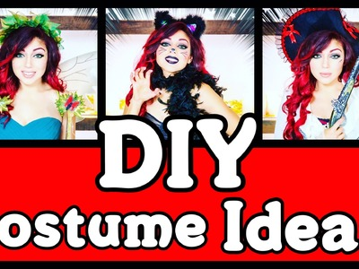 DIY Costume Ideas!