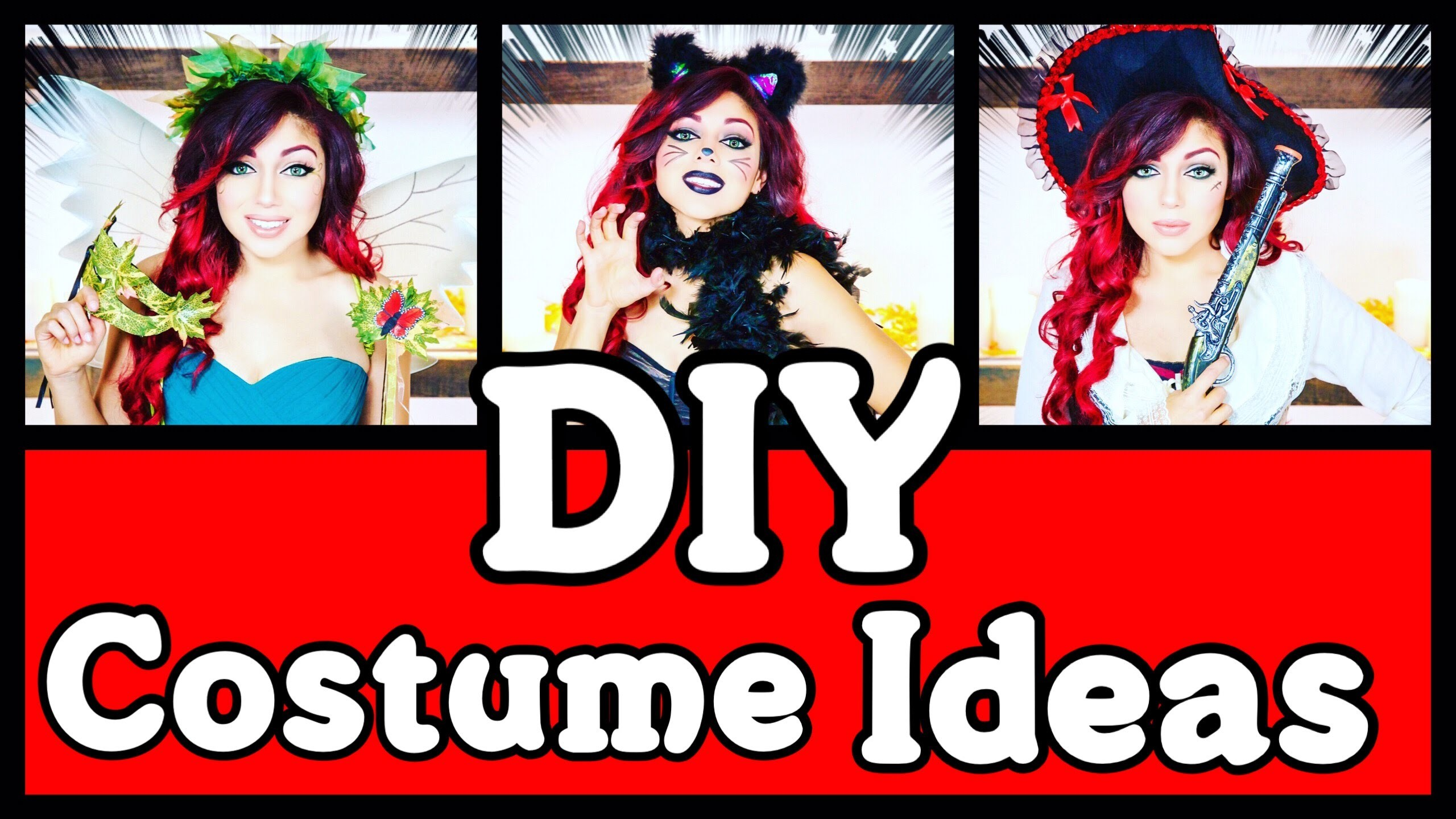 DIY Costume Ideas!