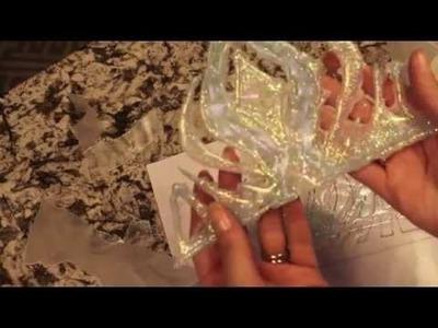 Frozen Elsa Crown DIY