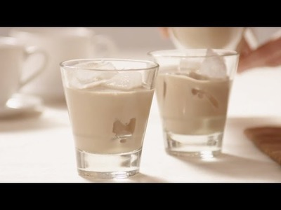 Holiday Drinks - How to Make Irish Cream