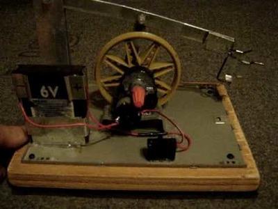 Home-Made Testors Modeling Paint Shaker