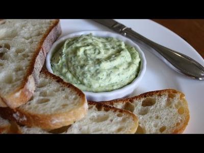 Homemade Garlic Basil Mayonnaise - How to Make Premium Mayo at Home