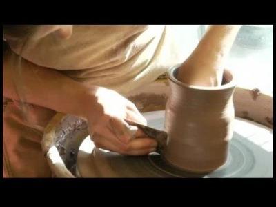 How to Make Ceramic Mugs : How to Make a Ceramic Mug